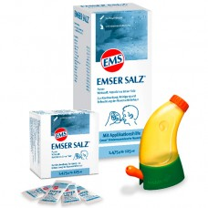 Emser nosies dušas + specialia druska