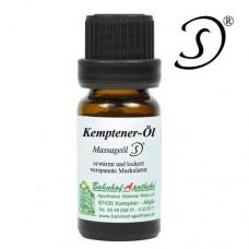"Masažo aliejus raumenims ""Kemptener Öl"" 10 ml"