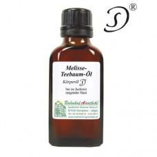 """Aliejus """"Melissen Teebaum Öl"""" 50 ml"""