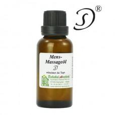 """Aliejus menstruacijų laikotarpiui """"Mens Massageöl"""" 30 ml"""