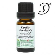"Pilvo masažo aliejus ""Kamille-Fenchel- Öl"" 10ml"