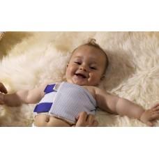 Pilvo ir krūtinės daugkartinis kompresas vaikams GR1